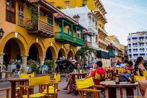 ciudad vieja cartagena de indias Cartagena de Indias, el paraíso en Colombia
