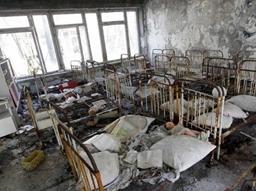 hospital chernobil La ciudad más espeluznante del mundo: Chernobil
