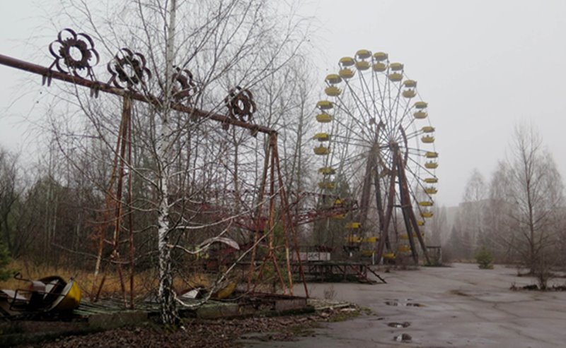 visitar chernobil