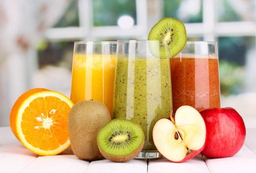 jugos naturales