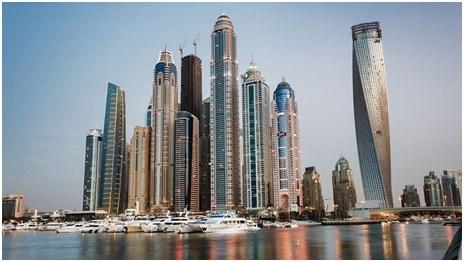 edificios dubai Dubai el destino turístico más grandioso y excéntrico en la actualidad