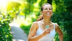 hacer deporte Ocho secretos para mostrarte más feliz y bella