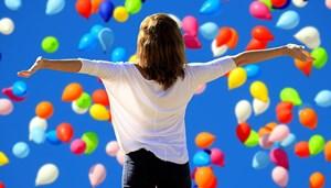 pensar en positivo Ocho secretos para mostrarte más feliz y bella