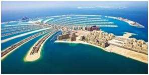 puerto dubai Dubai el destino turístico más grandioso y excéntrico en la actualidad