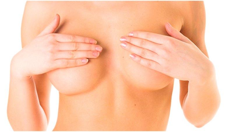 Senos firmes | Consejos y ejercicios para mantener unos senos firmes