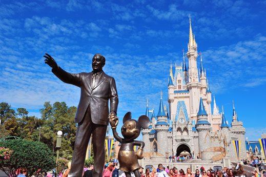 disney estados unidos Tres destinos turísticos más populares de Estados Unidos