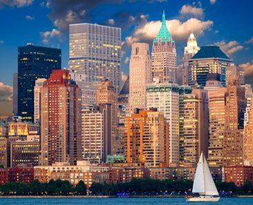 la gran manzana estados unidos Tres destinos turísticos más populares de Estados Unidos