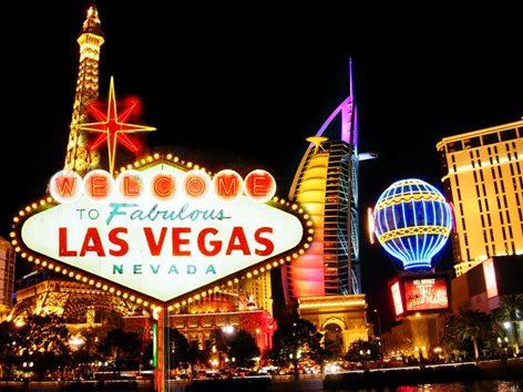 las vegas estados unidos Tres destinos turísticos más populares de Estados Unidos