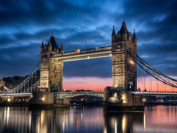 puente londres Un paseo por Londres