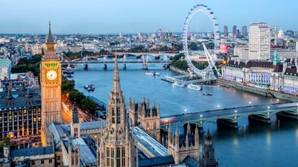 tamesis londres Un paseo por Londres