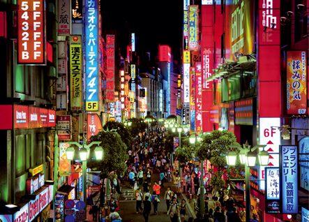 tokio turismo Tokio, uno de los países más habitados del planeta tierra.