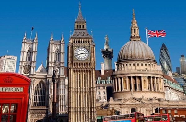torre del reloj de londres Un paseo por Londres