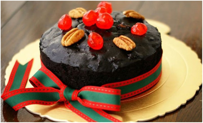 Cómo Hacer La Verdadera Torta Negra De Navidad Revista Family