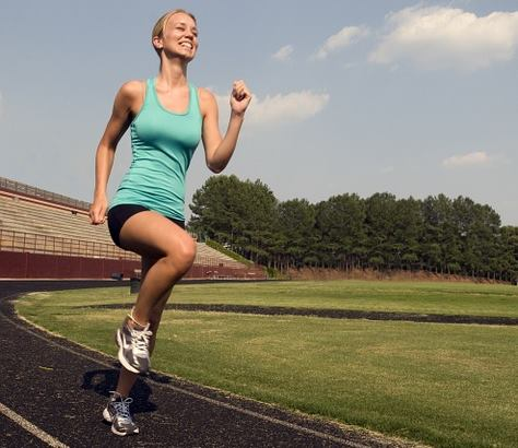 deporte mujer Alimentos saludables que las mujeres deben consumir