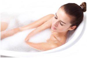 cuidados belleza en el baño 300x201 Cuidados de la Belleza en el Baño