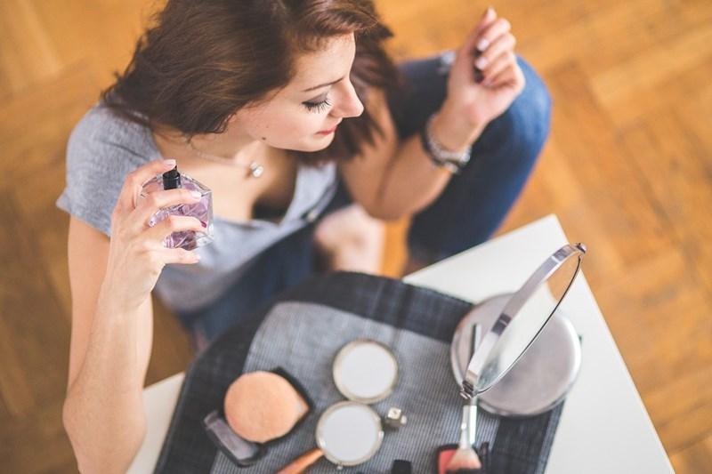 hacer perfume en casa