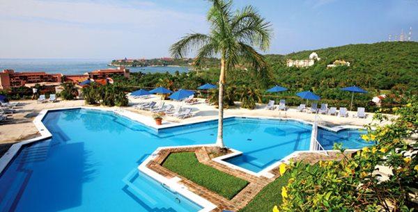 Hotel Huatulco Huatulco: Un paraiso costero rodeado de Vegetación