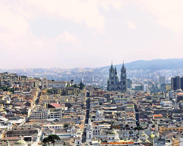 ecuador quito Las ciudades más baratas para visitar en América del Sur