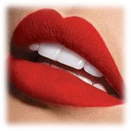 lapiz de labios color rojo Labios rojos para estar siempre perfecta.