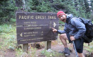 camino de Pacific Crest 356x220 Home