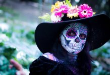 dia de muertos en mexico