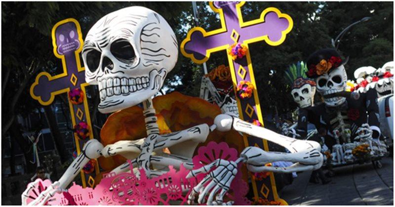 dia de los muertos mexico festividad El día de muertos en México, una celebración única