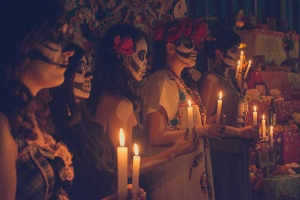 dia muertos mexico El día de muertos en México, una celebración única