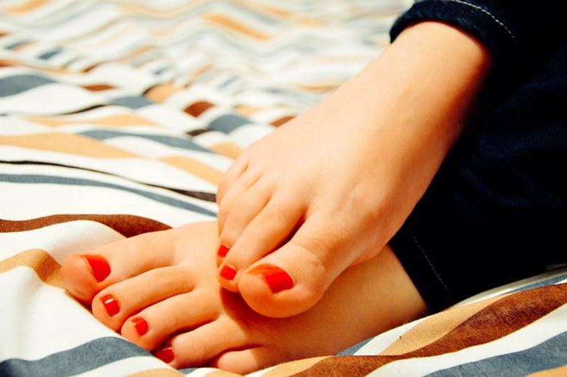 como tener unos pies sanos y bonitos