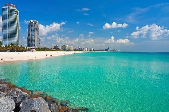 playas miami 6 Mejores Lugares Turísticos y de Interés de Miami