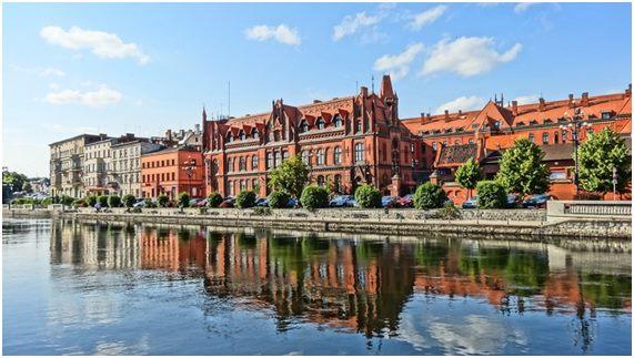 polonia Polonia, 5 ciudades polacas que no debes perderte en este viaje