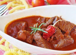 receta de la salsa cumberland