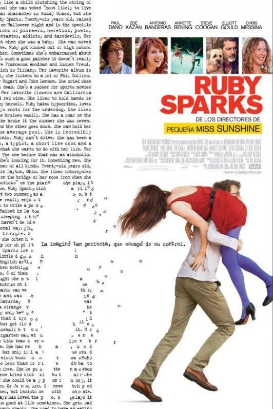 rubi sparks film peliculas para pensar Las 7 claves que nos da Ruby Sparks sobre nosotros