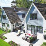 Casa jardin con hierba 150x150 Cómo empezar con un jardín en casa