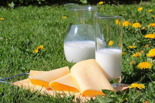 Productos lacteos Alimentos comunes que pueden causarte problemas estomacales