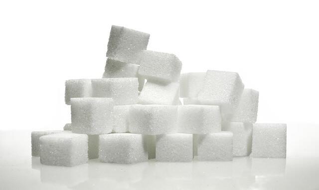 Muchos terrones de azucar Los mejores exfoliantes hechos a base de azúcar.