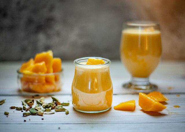 smoothie con mango Recetas de smoothies deliciosos Batidos y Zumos Detox