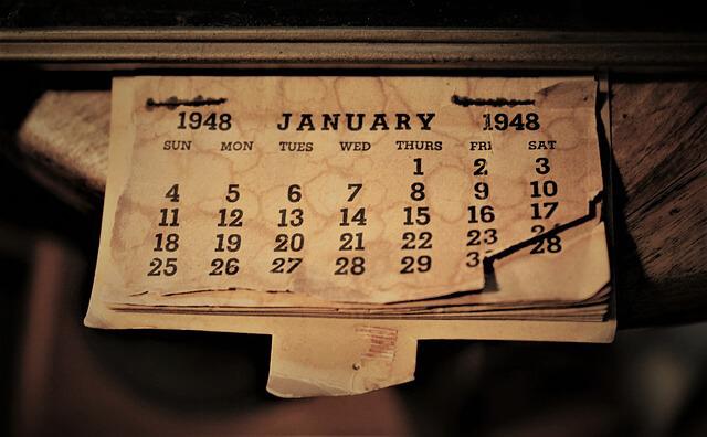 Calendario 7 ideas para decorar las paredes de tu cuarto
