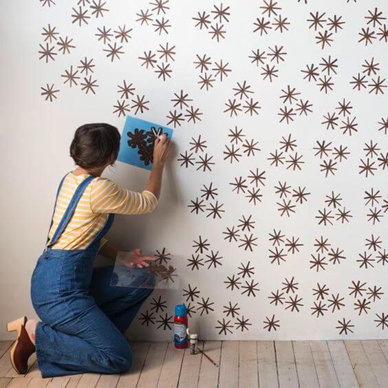 Decoración con estrellas de las paredes 7 ideas para decorar las paredes de tu cuarto