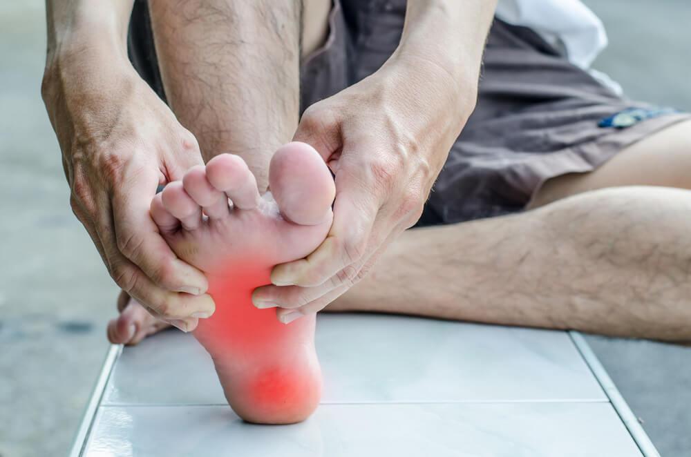 Lesión pie Consejos para prevenir lesiones de pie y tobillo