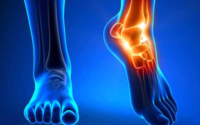 salud pies tobillos