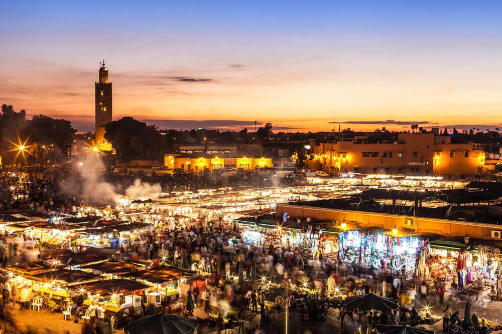 Marrakech ¿Conoces los destinos de moda para tus próximas vacaciones? Toma nota