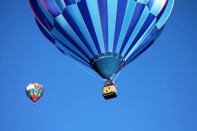 Paseo en globo ¿Dónde ir en Semana Santa? Planes que te encantarán