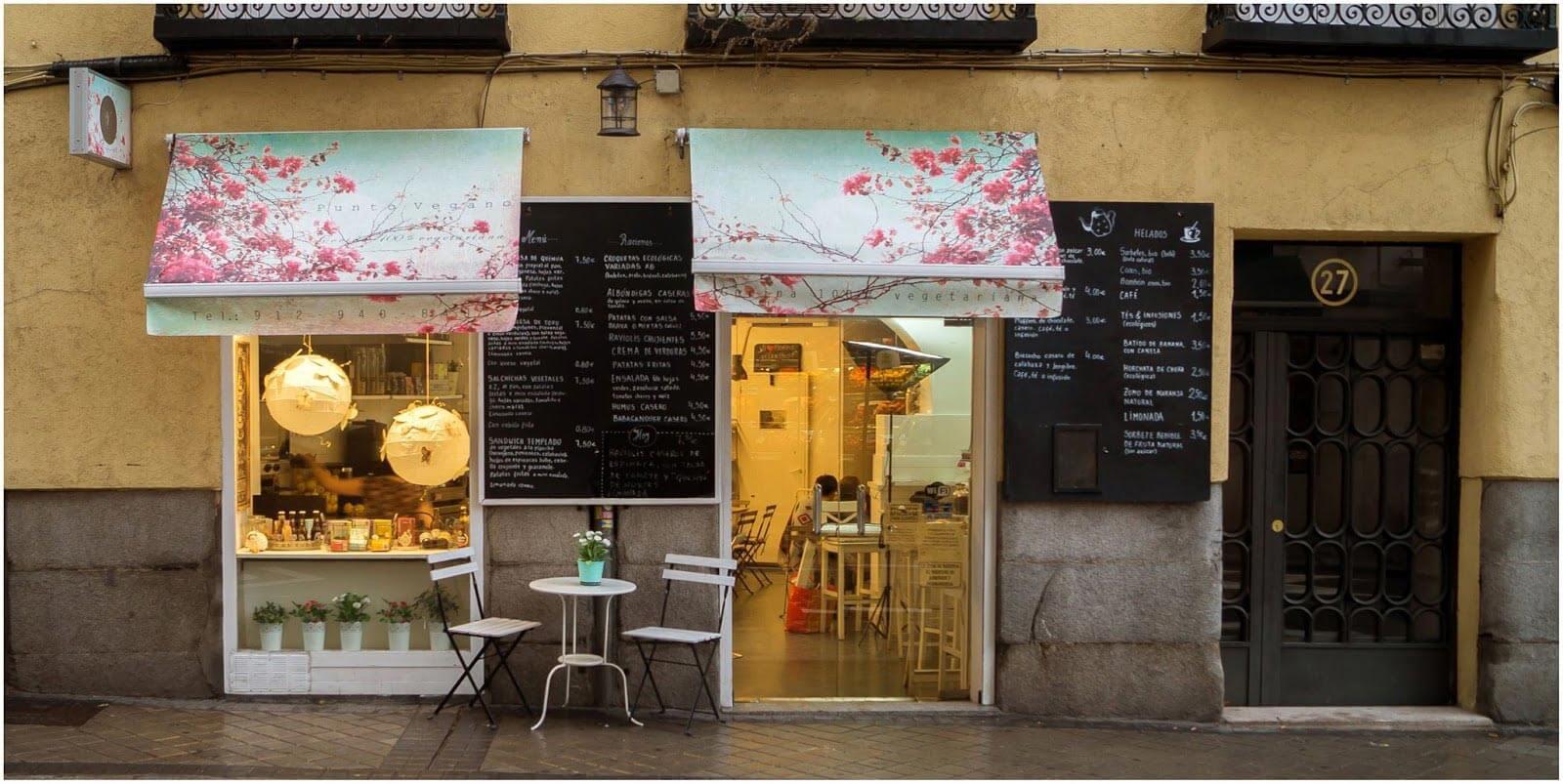 Punto Vegano 7 restaurantes de comida Vegana en España que te encantarán