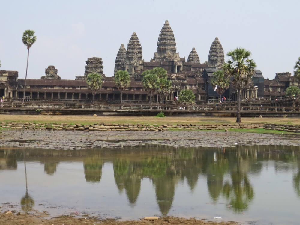 Siemp Reap en Comboya ¿Conoces los destinos de moda para tus próximas vacaciones? Toma nota