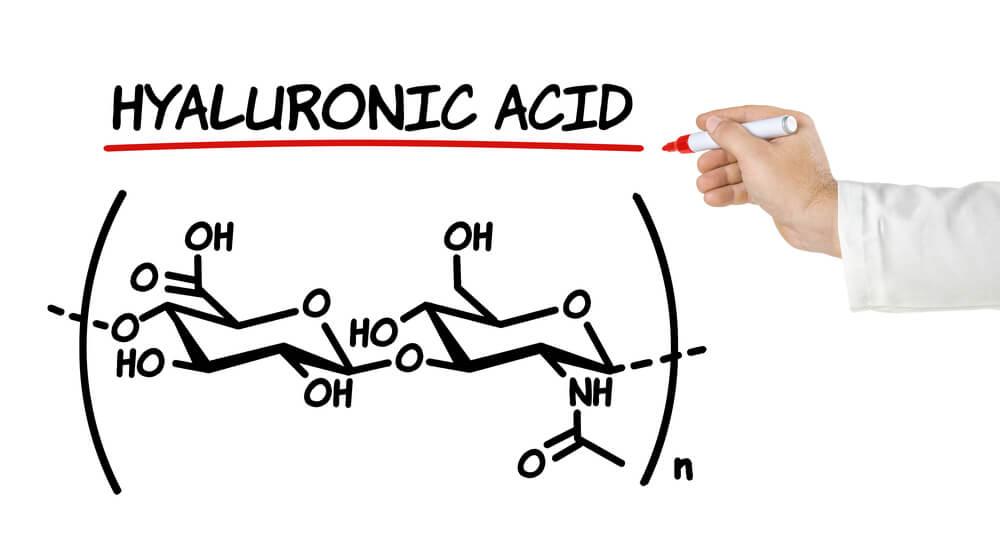 Fórmula ácido hialurónico Ácido hialurónico en labios: pros y contras
