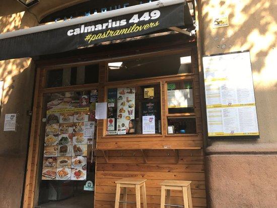 Restaurante Calmarius Top 10 de restaurantes aptos para celíacos