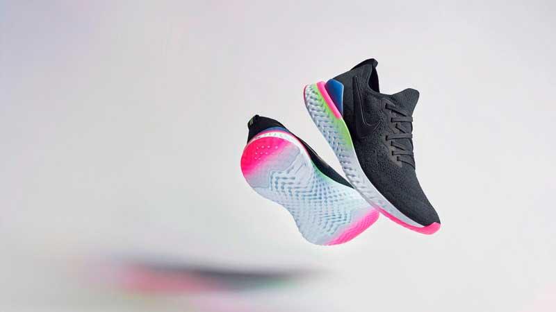 nike react Moda en calzado deportivo: zapatillas y amortiguación
