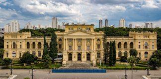 Museo Paulista de Ipiranga Parque de la Independencia