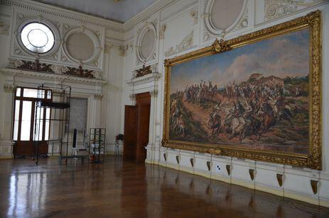 Obras del Museo Paulista Conoce el Museo Paulista de Sao Paulo, Brasil