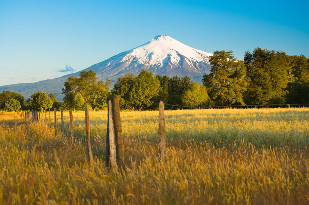 Volcán Villarrica 7 motivos para conocer Chile